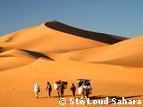 Trek Désert Maroc - Erg Zahar & Sidi Naji