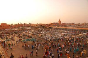 Circuit Villes Impériales Maroc Au Départ de Marrakesh