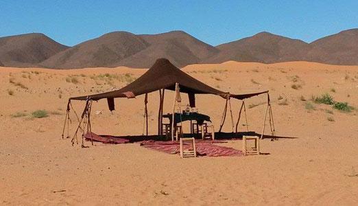 Magie du Désert Marocain-Trek
