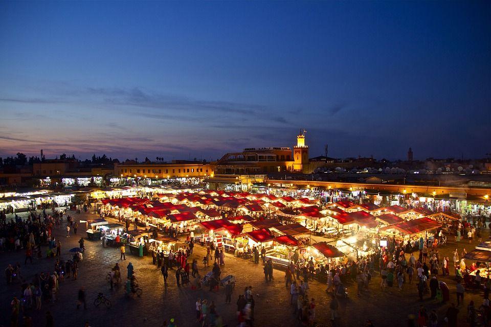 Circuit Villes Impériales Maroc Au Départ de Marrakech