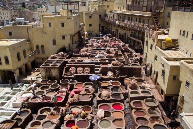 Circuit Villes Impériales Maroc Au Départ de Fès