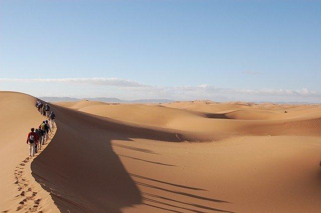 Liste Matériels à Prévoir Pour Les Treks Désert Maroc