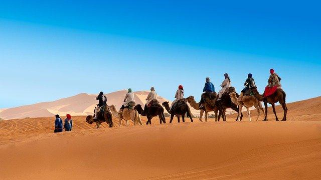 Départs Garantis Treks Désert Maroc
