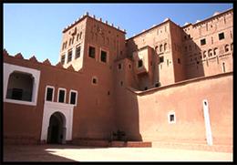 Circuit au Départ de Ouarzazate