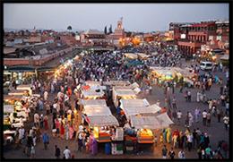 Circuit au Départ de Marrakech